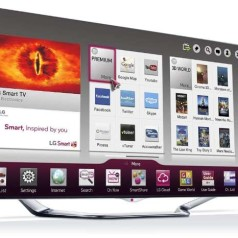 LG-televisies houden je wel erg goed in de gaten