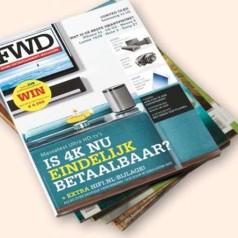 Neem een abonnement op FWD Magazine