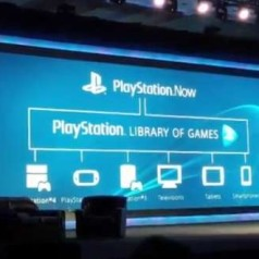 PlayStation Now streamt PS3-games naar PS4