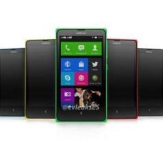 Bestaat de Nokia met Android?