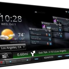 Kenwood brengt als eerste betere Bluetooth naar auto