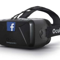Breaking: Facebook koopt Oculus Rift