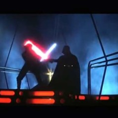 Video: Lucas legt de lightsaber uit