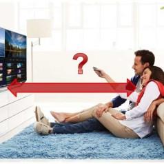 De ideale kijkafstand voor HDTV