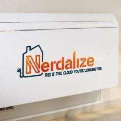 Server in plaats van radiator