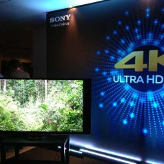 Sony Ultra HD TV series met HDR weergave