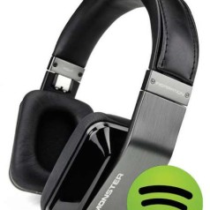 Monster in gesprek met Spotify