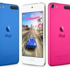 Nieuwe iPod Touch heeft A8-chip