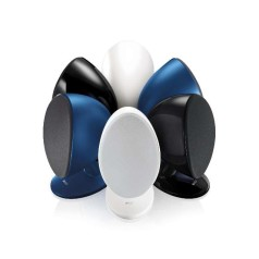 KEF presenteert desktop-speakers