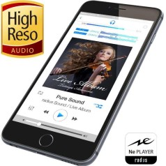 Breng hi-res audio naar je Apple-device