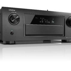 Top AV-receiver Denon heeft DTS:X, Atmos én Auro-3D
