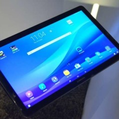 Samsung Galaxy View: geen tv, geen tablet