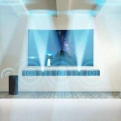 Samsung lanceert Dolby Atmos-soundbar