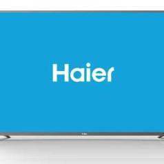Haier toont drie nieuwe Android en UHD-televisies