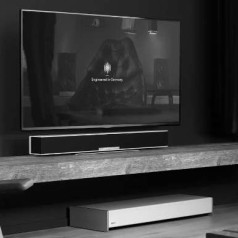 Win: Raumfeld Soundbar + Subwoofer