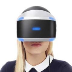 VR-bril voor PS4 is er in oktober
