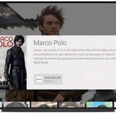 Google integreert Netflix in Android TV search