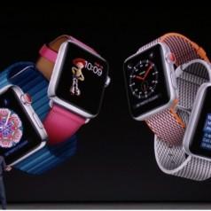 Apple Watch 3 met 4G lte gepresenteerd, maar alleen zonder 4G lte naar Nederland