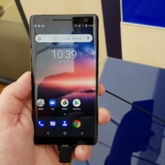 Hands-on preview: Nokia 8 Sirocco, Nokia 7 Plus en nieuwe Nokia 6