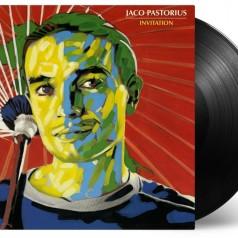Review: Jaco Pastorius – Invitation (lp)