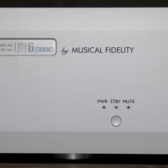 Review: Musical Fidelity M6s DAC
