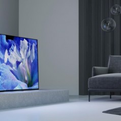 Review: Sony KD-65AF8 (AF8-serie) oled tv