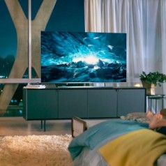 Review: Samsung UE55NU8000 (NU8000-serie) lcd led tv