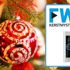 FWD Kerstmysterie dag 4: Win een Ring Pro videodeurbel van 50five