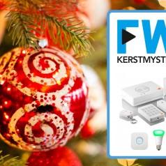 FWD Kerstmysterie dag 6: Win een WoonVeilig-Philips Hue voordeelbundel