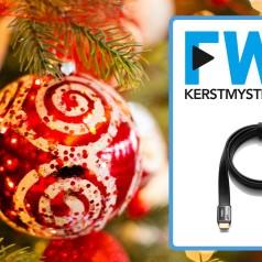 FWD Kerstmysterie dag 8: Win een waardebon van 200 euro voor RU Connected kabels