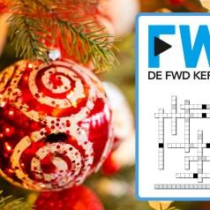 FWD Kerstmysterie: Winnaar en uitslag kerstpuzzel