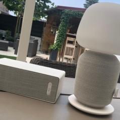 Review: IKEA Symfonisk tafellamp-speaker en boekenplank-speaker