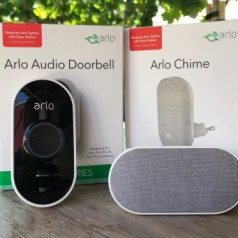 Review: Arlo Audio Doorbell en Chime – slimme deurbel voor Arlo camera's