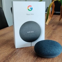 Review: Google Nest Mini – flinke vooruitgang ten opzichte van Home Mini