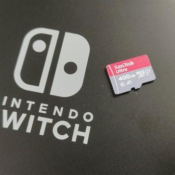 Micro-sd-kaart gebruiken in Nintendo Switch: dit moet je weten