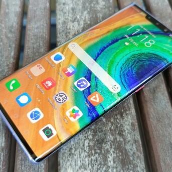 Review: Huawei Mate 30 Pro – toptoestel is geen aanrader zonder Google-apps