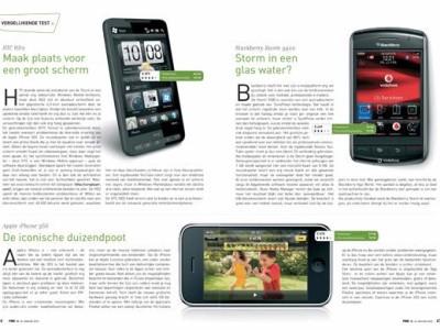 In FWD Magazine 28 vind je de volledige versie van deze vergelijkende test van zeven smartphones terug.
