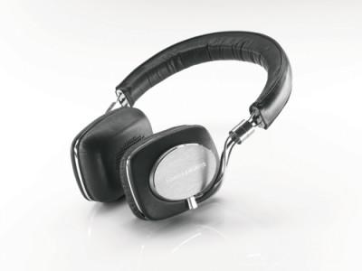 De P5 is de eerste hoofdtelefoon die Bowers & Wilkins op de markt brengt.