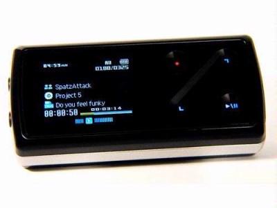 Audiocodecs decomprimeren digitale muziekbestanden bij het afspelen.