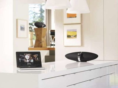 B&W Zeppelin met Airplay-technologie