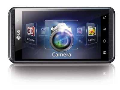 Review: LG Optimus 3D Speed