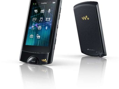 De Sony Walkman NWZ-A860
