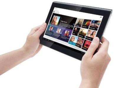 Test zelf de Sony S tablet en win
