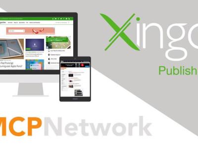 Xingo bundelt krachten met MCP Network