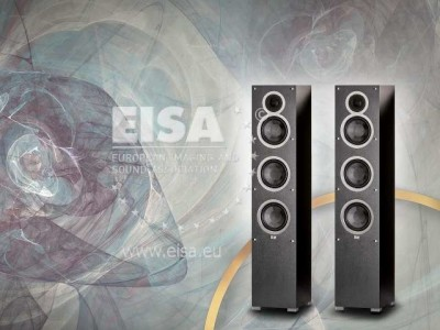 EUROPEAN LOUDSPEAKER 2016-2017: ELAC Debut F6