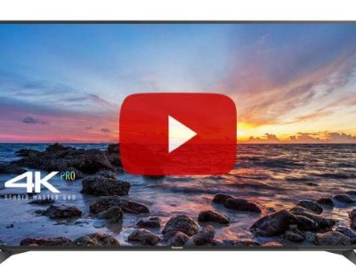 Video: EISA Award winnaar Panasonic TX-65DXW904