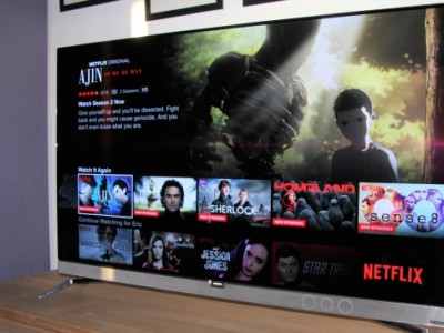 Review: Philips 55POS901F Ultra HD oled tv