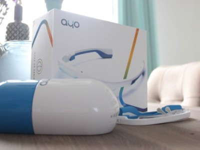 Review: AYO, een wearable voor lichttherapie