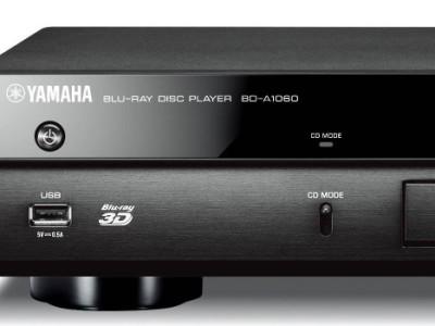 Review: Yamaha BD-A1060 blu-ray-speler