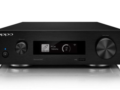 Review: Oppo Sonica DAC